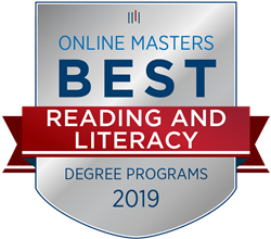 Best Online Masters, Reading and Literacy: