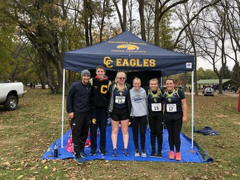 CCHS Girls and Boys Cross Country