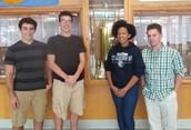 Seekonk Students Shine at 29th Annual WPI Math Meet!