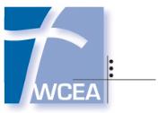 WCEA/WASC News