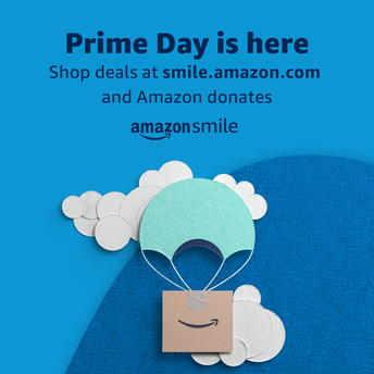 🛍🛒Prime Day - Oct 13 & 14 | Amazon Smile