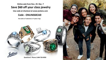 Jostens Class Rings Promotion