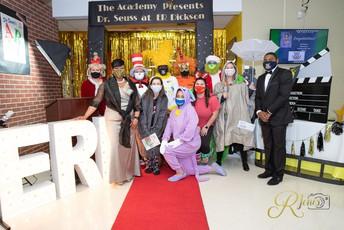 The Cast of The Dr. Seuss Academy Awards Show