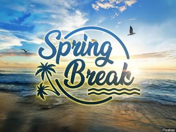 Spring Break, Don't Be Bored! By Sahej B.