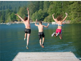 Update from the P.E. Department: Tip of the Week-Swimming