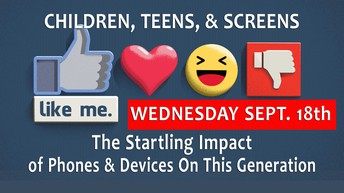 Children, Teens, and Screens