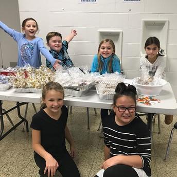 Student Council Bake Sale