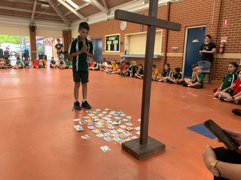 Year 3 Reconciliation Retreat