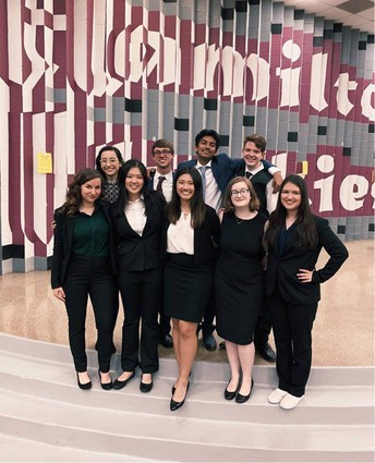 Academic Decathlon at State Competition