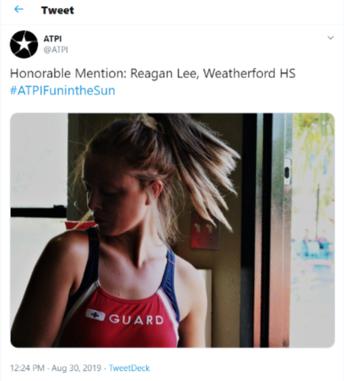 "ATPI ""Fun In The Sun"" Photo Winner"