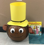 Fiction Book Character - Curious George