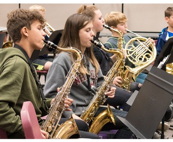 Tues, March 26: KMS Band Concert