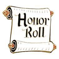 Honor Roll ~ Term 2
