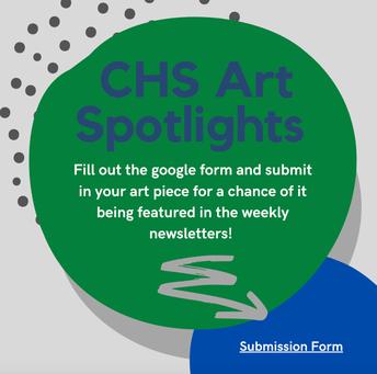 CHS Artist Spotlights