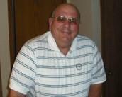 John Namey (Executive Director 1984 - 2010, Senior High Coordinator 1989 - 2010)