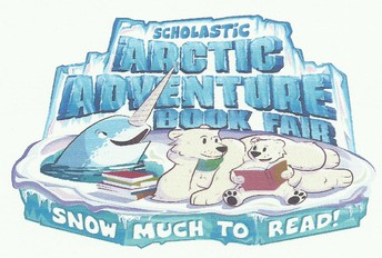 Arctic Adventure Book Fair, Snow Much to Read