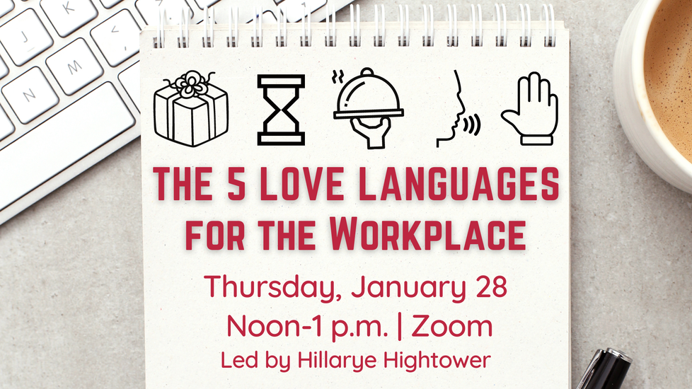 The 5 Love Languages for the Workplace