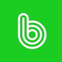 Green band app logo