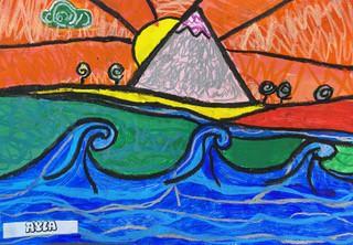 Rm 12 Pepeha artwork (Ayla Farmer)