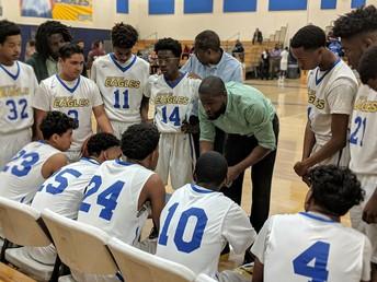 Coach Levy- Varsity Basketball Coach