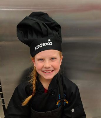 Upchurch Future Chefs Contestant