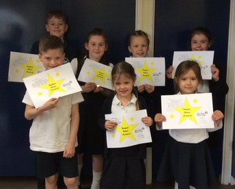 This term's Super Stars