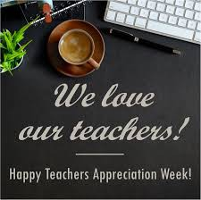 Help us Celebrate Our Teachers!!