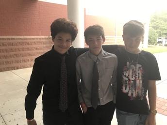 Eighth Grade Dance!