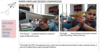 Aria Salehi Tests Paper Airplanes