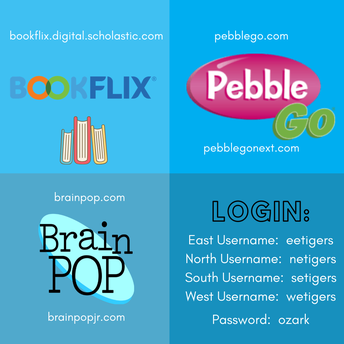 elementary online resources