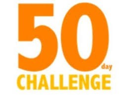 50 Day Challenge is OVER