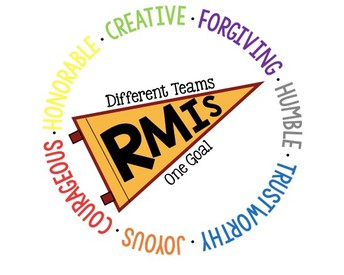 R-MIS C.A.R.E.S. by partnering with families and the community to promote academic success, respect and kindness, and leadership qualities in all students.  We strive to instill integrity, a life-long enthusiasm for learning, and a strong work ethic preparing students for both local and global citizenship.