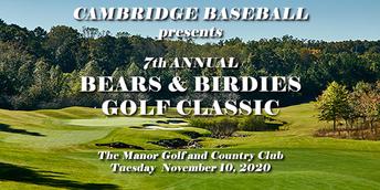 Bears & Birdies Golf Classic