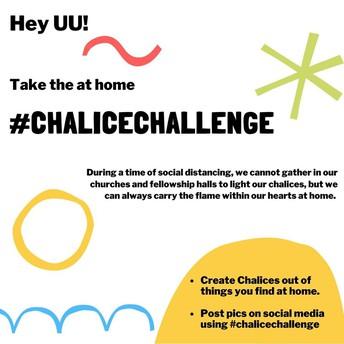 Join the #chalicechallenge