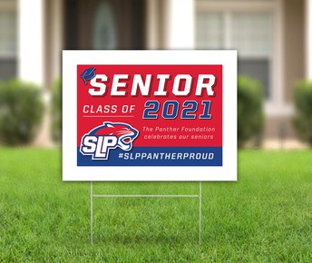 Senior meeting and sign distribution is Thursday, May 6 at 2 p.m.