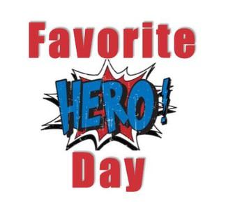 WEDNESDAY - Favorite Hero Day