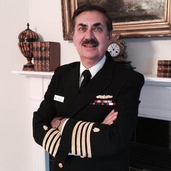 Author Visit Dr. Gerald Stulc