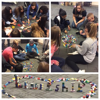 "Senior High's ""Lego Leadership"""
