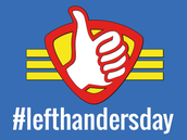 National Left Hander's Day