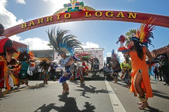 Barrio Logan Community Events