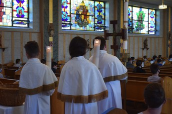 Mass for the Feast of St. Jerome