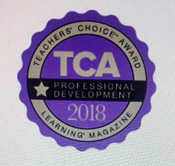 The Teacher's Choice Award