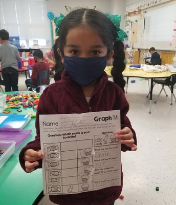 Graphing in Kinder