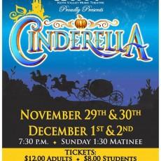 Keith Valley's 2018 Version of Cinderella