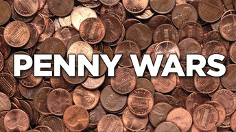 Thank you all for sparing your change for PENNY WARS!
