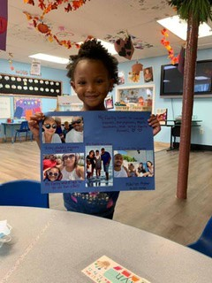 Family collage activity!
