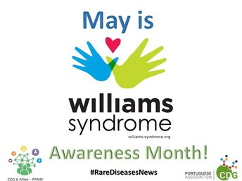 Williams Syndrome (WS) Awareness Month