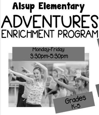Alsup Adventure Enrichment Club