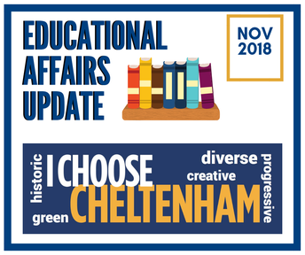 Stay Informed: November Education Affairs Committee Meeting