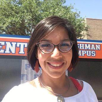Sophia J Flores, CHS Oakes Librarian